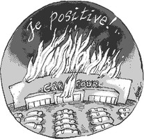 Grève De Ouf Au Carrefour Du Merlan Cqfd Mensuel De