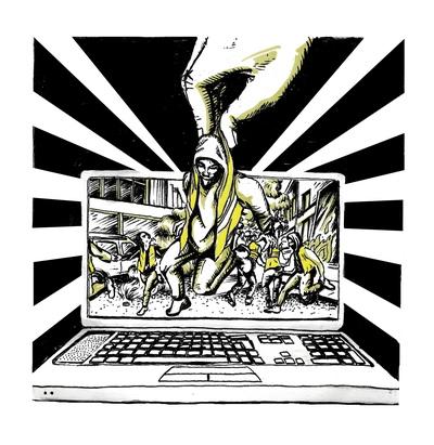 répression autodéfense numérique