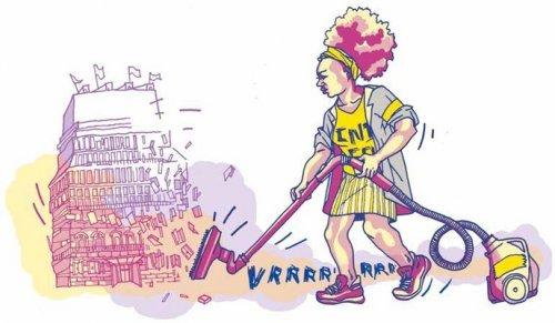 Femmes de chambre en lutte à Marseille : encore et encore